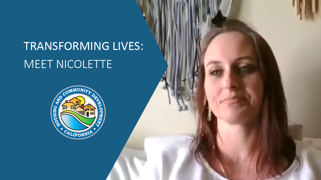 Transforming Lives: Nicolette